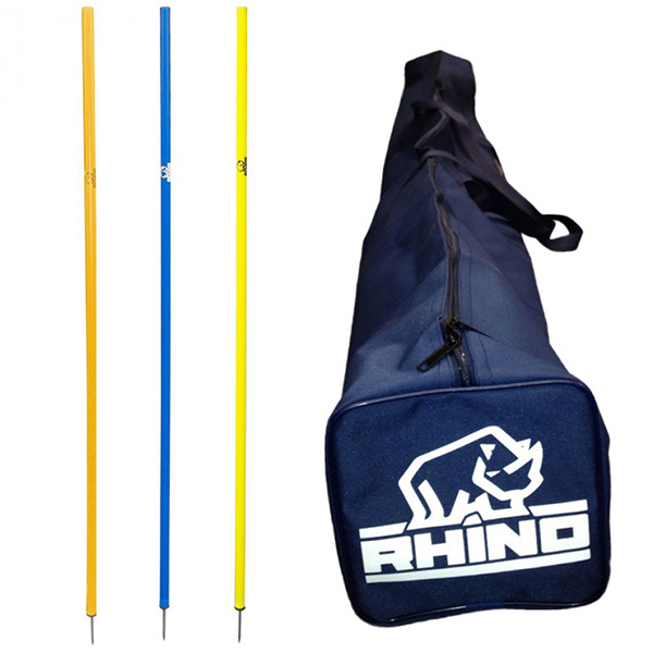 Training Poles Set With Bag